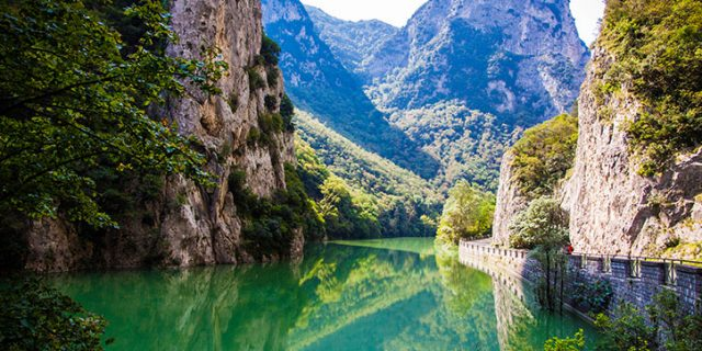 Gola del Furlo – Il Canyon Italiano
