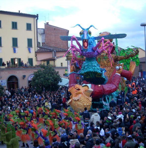 Carnevale a Foiano della Chiana (AR) – 10 feb/10 mar