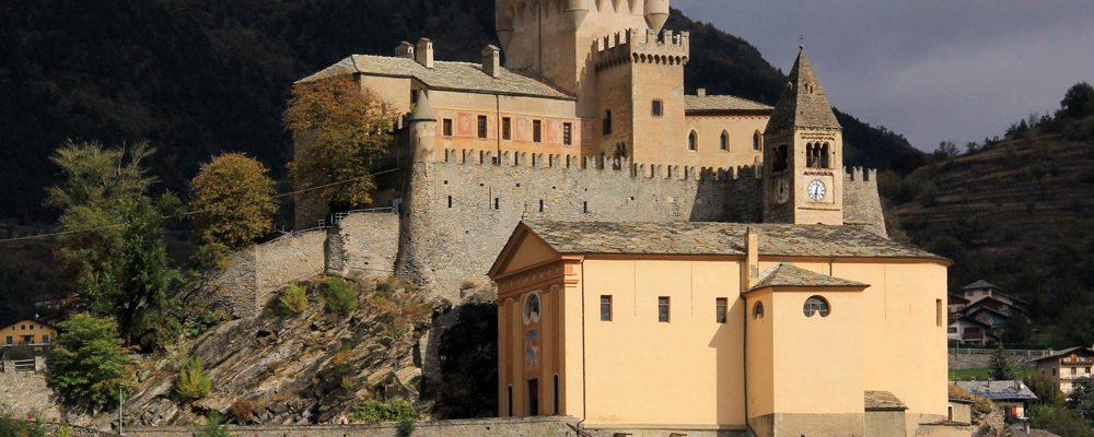 Agriturismi Valle d'Aosta | Castello di Saint-Pierre