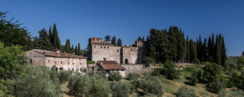 Castello del Trebbio: Pacchetto innamorati!