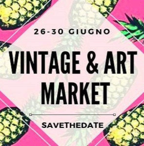 Vintage & Art Market – Vicchio (Firenze)